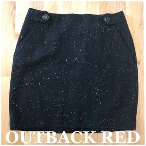 OUTBACK RED MINI SKIRT